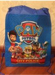 Paw Patrol schooltas/gym tas