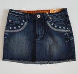 Retour jeansrok mt. 152/158