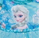 Frozen Elsa kinderjurk mt. 8-9
