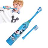 Elektrische tandenborstels met figuur