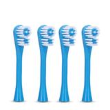 Elektrische tandenborstel opzetborstels