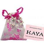 Kayababyarmbandje'Infinity Pink' hoera! 1 jaar