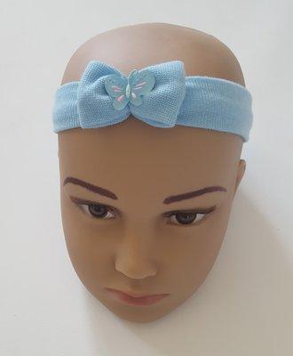 Haar/hoofdband met vlinder