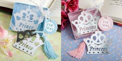 Boekenlegger kroon in cadeaudoosje