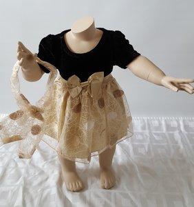 Chicaprie babyjurkje 68