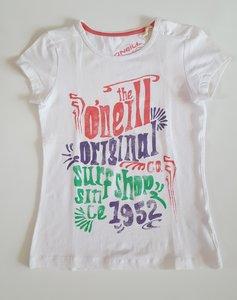 O'neill white T-shirt mt. 152/158