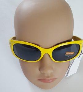 Kinderzonnebril geel