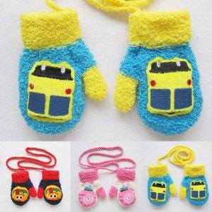 Babyhandschoentjes met geluid