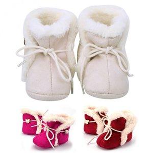 Baby winterlaarsjes met bont
